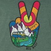 hippy peace