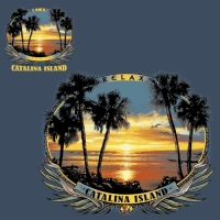 SF5112 Sunset Palms