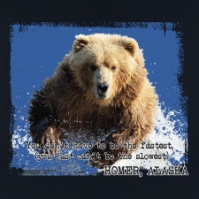 TP524 Grizzly Bear