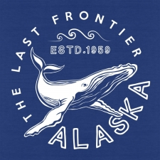 TP533 Alaska Whale