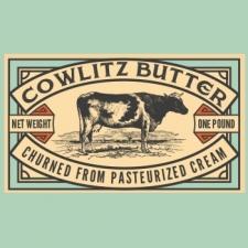 BA120 COWLITZ BUTTER