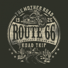 SM101 ROAD TRIPPIN' ROUTE 66