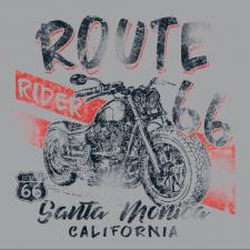 SM104 Route 66 Bike