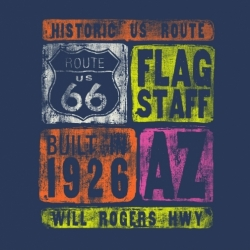 ZOT1875 Picture route 66