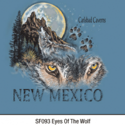SF093 Eyes of the Wolf
