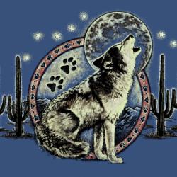 SF142 Mountain Wolf