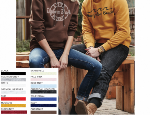 Adult Mid-Weight Pull-over Hooded Sweatshirt LST14001
